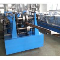Galvanized Sheet C Z Purlin Roll Forming Machine Z Steel Frame Purlin Forming Machine