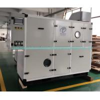 Low Dew Point Industrial Air Dehumidification Units With Sweden Proflute Desiccant Rotor