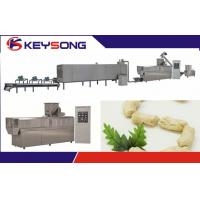 Quality Textured Soya Protein High Pressure Food Processing Equipment For Bean Meat Analogue for sale