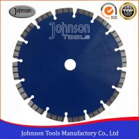 Buy cheap 230mm Laser Diamond Turbo Saw Blade for Cured Concrete from wholesalers
