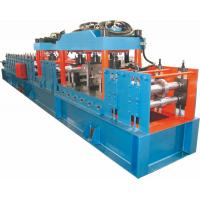 Steel Strip Stud and Track Roll Forming Machine / Metal Forming Equipment