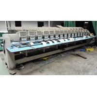 Barudan Old Embroidery Machine BEMAX-ZQ-15  , Used Embroidery Equipment For Hats