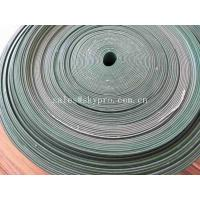Buy cheap Oil - Proof Green PVC Rubber Conveyor Belt With Cleat Flange Skirt Sidewall product