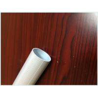 Buy cheap 6063 T5 / T6 Extrusion Aluminium Hollow Profile Bright Silvery Anodized product