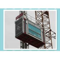 Buy cheap High Performance Construction Hoist Elevator For Bridge / Tower product