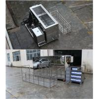 Metal Industrial Ultrasonic Cleaner / Ultrasonic Cleaning Tank To Remove Dirt Rust