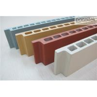Buy cheap Natural Color Terracotta Panels Facade Cladding MaterialsWith Low Maintenance product