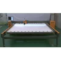 Computer Control Single Head Mattress Quilting Machine Chinese / English Interface
