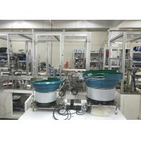 Clamp Typesetting Precision Assembly Machines 1--5pcs / Min Production Capacity Frand--PBJ--04