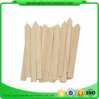 Buy cheap Bamboo Garden Plant Markers , Garden Plant Identification Markers product