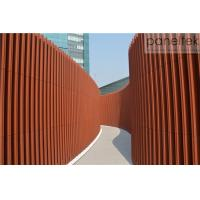 Buy cheap Sunshade Terracotta Louvers For Building Facade Decoration Exterior And Interior from wholesalers