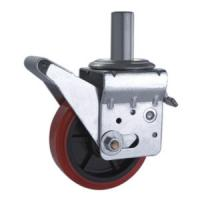 Buy cheap Scaffolding Caster Wheels from wholesalers