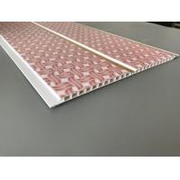 Buy cheap Heat Proof Durable Bathroom Plastic Wall Panels Polyvinyl Chloride Material from wholesalers