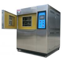 Temperature Shock Test Vibration Testing Lab , Environmental Testing Labs Vibration Chamber