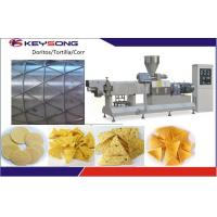 Buy cheap Bugles Chips Doritos Making Machine / Commercial Food Processing Equipment product