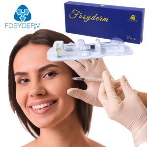 Skin Care Dermal Filler Hyaluronic Acid Gel Injection for Wrinkle Remove  Facial Use