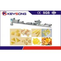 Buy cheap Fried Snack Food Processing Machinery , Doritos Tortilla Chips Food Production Machines  product