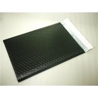 Buy cheap PET Black Bubble Lined Envelopes , 6x10 Bubble Mailers Size 0 Impact Strength product