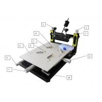 Buy cheap High Precision Manual Solder Paste Printer Machine For PCB Production Line from wholesalers