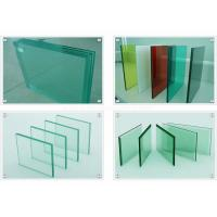 Buy cheap Float Laminated Safety Glass 6.38 Mm-42.3 Mm Thickness Air / Argon Insulating product