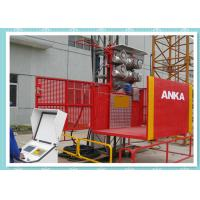 Buy cheap High Performance Construction Material Hoist / Material Lift Elevator product
