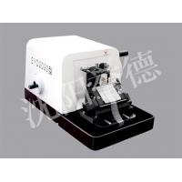 Buy cheap Clinical Manual Paraffin Microtome With Hand Wheel Brake , Tight Structure product