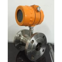 Environmental protection performance Turbine Flow Meter With Stainless Steel Body