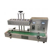 Buy cheap Air Cooling Type Automatic  Aluminum Foil Induction Sealing Machine For Plastic Bottle from wholesalers