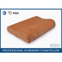 Buy cheap Health Care Memory Foam Contour Pillow Neck Support , Orthopedic Pillows For Neck Pain product