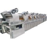 Electrical System Fully Automatic Noodles Making Machine Available Voltage Custom