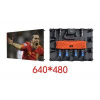 Buy cheap Novastar Control System Stage LED Display 250mm X 250mm 1/16 Scan Drive Mode product