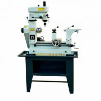 Manual Operation Metal Drill Machine 550W For Machine Parts Repairing And Making