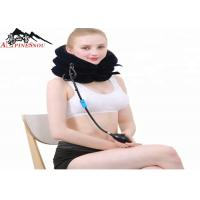 Buy cheap Full Flannel Lumbar Support Brace Medical Soft Inflatable Cervical Neck Collar product
