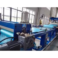 Buy cheap Soft Plastic Sheet Extrusion Machine , Flexible PVC Sheet Extrusion Equipment from wholesalers
