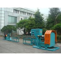 Buy cheap Siemens Motor Plastic Pipe Extrusion Machine Oil / Negative Pressure Resistance product