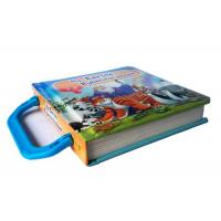 Buy cheap Make Your Own Board Book Look Book Printing Card Paper Material Customized Size product