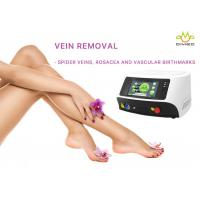 Buy cheap Laser Leg Spider Veins Removal , Laser Vein Treatment With Touch Screen product