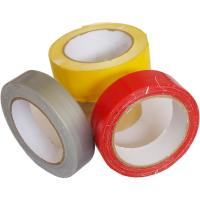 Buy cheap Colored Reinforced Cloth Duct Tape Flexible Anti Abrasion For Home Decoration product