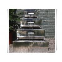 Buy cheap Wholesale Metal Water Feature Stainless Steel Water Feature For Garden from wholesalers