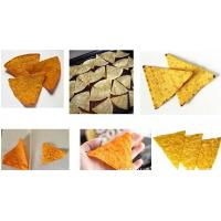 Buy cheap Food Processing Plant Machinery , Chips Making Machine Stainless Steel 304 Material product