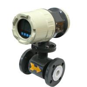 Diesel Fuel digital / Compact Flow Meter Electromagnetic Flameproof