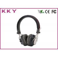 Fashion Design On Ear Bluetooth Headphones Noise Cancelling Built In Microphone