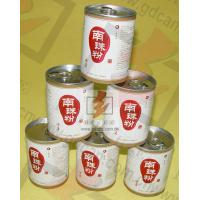 Buy cheap OEM Easy Open Lid Paper Cans Packaging Recyclable For Food product