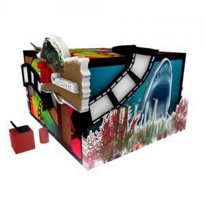 5D theater/5D 6D 7D cinema/hydraulic motion seats