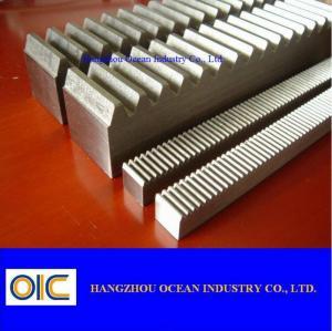 Transmission Spare Parts CNC Machined Racks