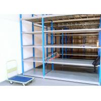 Buy cheap Medium Weight Long Span Shelving / Boltless Steel Shelving Without Pallet product