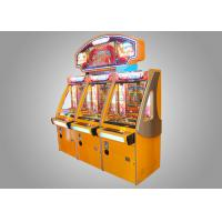 Attractive Coin Pusher Slot Machine With Multi Mini Games , Prize Pusher Machine
