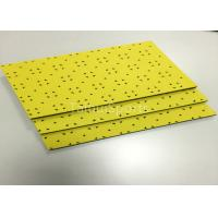 Buy cheap Children Safety Playground HIC Rubber Shock Pad No Absorbing Water Yellow product