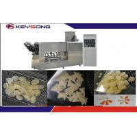 Buy cheap Frying Snack Pellet Production Line Extruder Machine Stainless Steel 304 Material product