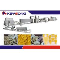 Buy cheap Stainless steel 2d 3d pellet snack making machine pellet snack extruder product